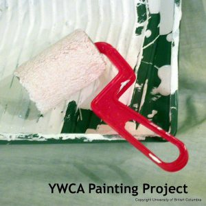 YWCA painting project